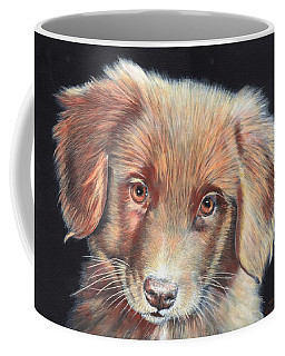 Portrait Of Toby Coffee Mug