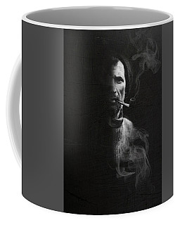 Portrait Of Tom Crean Antarctic Explorer Coffee Mug