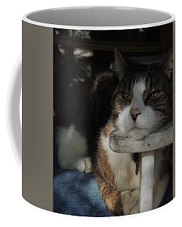Portrait Of Wally Coffee Mug