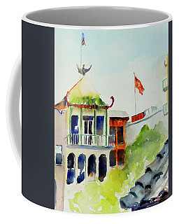 Portsmouth Square Coffee Mug