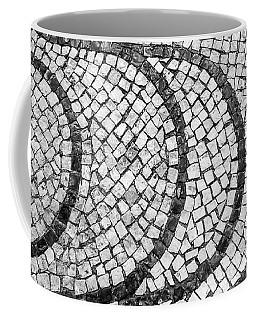 Portuguese Pavement Patterns In Cascais Coffee Mug