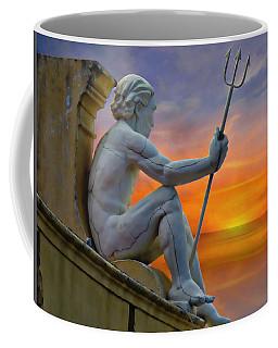 Poseidon - God Of The Sea Coffee Mug