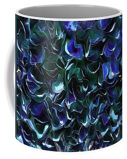 Poseidon Coffee Mug by Tracey Harrington-Simpson
