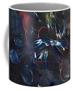 Positive Energy Coffee Mug by Karen Nicholson