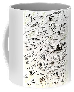 Positive Reminders Coffee Mug