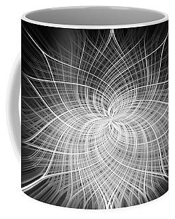 Coffee Mug featuring the digital art Positivity by Carolyn Marshall