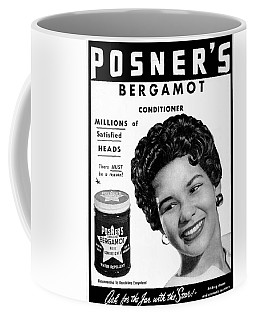 Posner's Bergamont Coffee Mug
