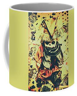 Possessed Vintage Horror Doll  Coffee Mug
