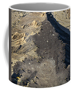 Coffee Mug featuring the photograph Possible Archeological Site by Jim Thompson