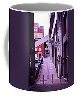 Post Alley, Seattle Coffee Mug