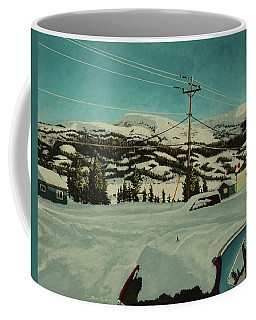 Post Hill Coffee Mug