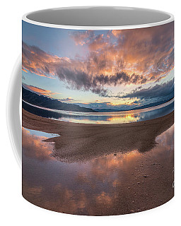 Coffee Mug featuring the photograph Post Storm Sunset by Spencer Baugh