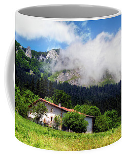 Postcard From Basque Country Coffee Mug