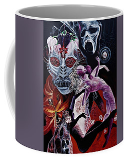 Postcard From Death Coffee Mug