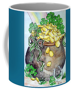 Pot-of-gold Coffee Mug