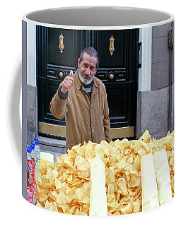 Potato Chip Man Coffee Mug