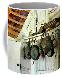 Pots In Kitchen Coffee Mug