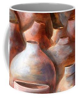 Pots In Morocco Coffee Mug