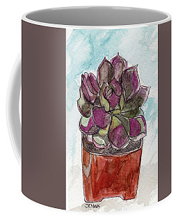 Potted Cactus Coffee Mug