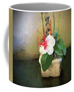 Potted Flower Coffee Mug