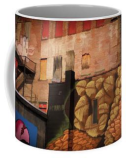 Poughkeepsie Street Art Coffee Mug