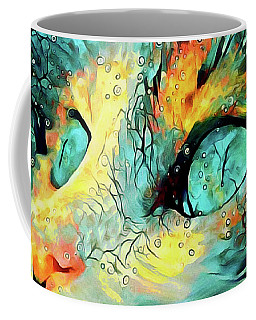 Pouncival Coffee Mug