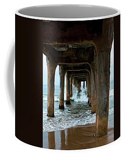 Pounded Pier Coffee Mug