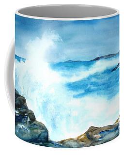 Pounding Surf Coffee Mug