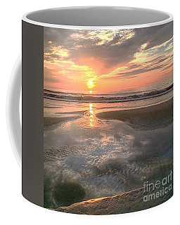 Coffee Mug featuring the photograph Pouring Out by LeeAnn Kendall