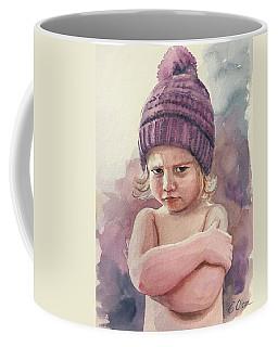 Pout Coffee Mug