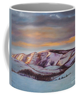 Powder Mountain Coffee Mug