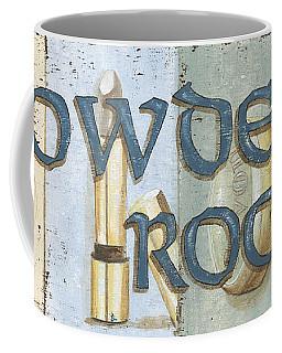 Powder Room Coffee Mug