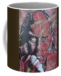 Powderfist Coffee Mug