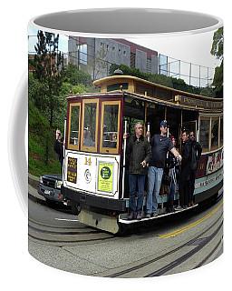 Powell And Market Street Trolley Coffee Mug