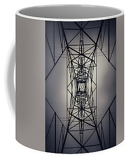 Power Above Coffee Mug