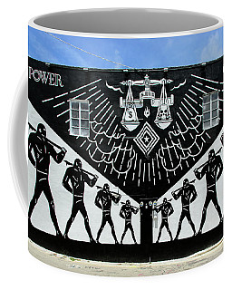Power And Glory Coffee Mug