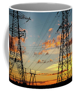 Power Cables Coffee Mug