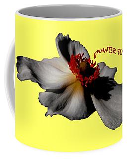 Power Flower Anemone Coffee Mug