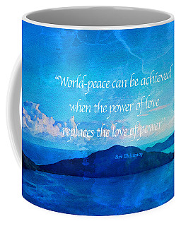 Power Of Love Coffee Mug