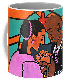 Power Of Prayer Coffee Mug