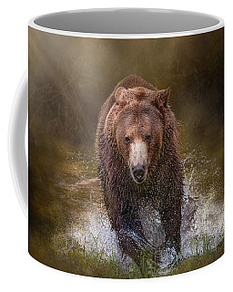 Power Of The Grizzly Coffee Mug