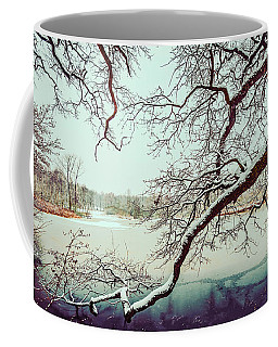 Power Of The Winter Coffee Mug