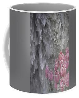 Powerful And Gentle Waterfall Art  Coffee Mug