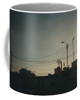 Untitled Street Scene Coffee Mug