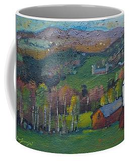 Pownel Vt Coffee Mug