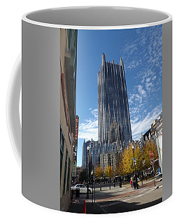 P P G And Market Square Coffee Mug