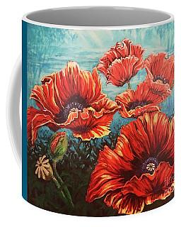 Ppoppies Coffee Mug