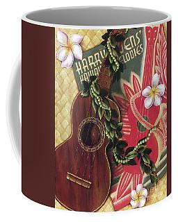 Practice My Uke Coffee Mug