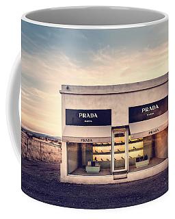 Prada Store Coffee Mug