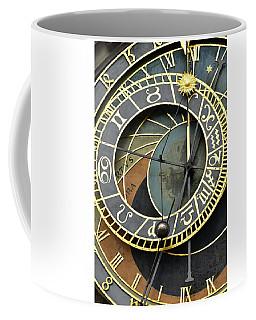 Prague Astronomical Clock  Coffee Mug
